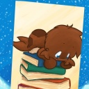 "(Thumbnail of ""Bookmark - Toby"")"